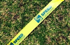 Image of speed lacrosse field tape