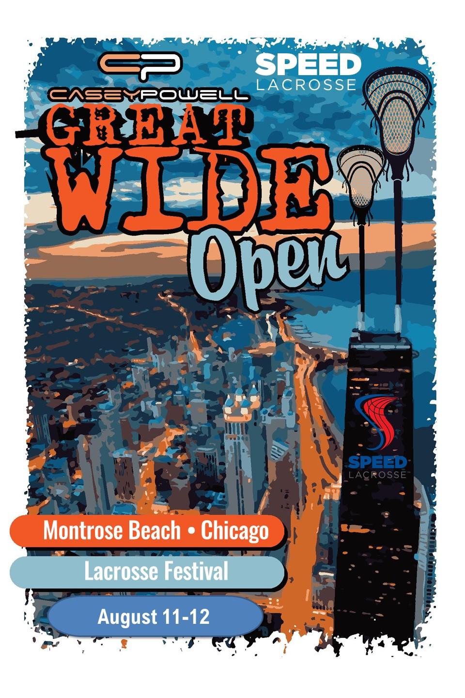 the great wide open chicago lacrosse festival speed lacrosse